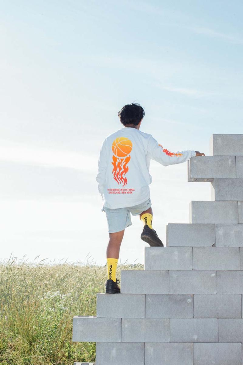 New York Sunshine Spring/Summer 2019 Collection lookbook american dream ss19 release date info buy