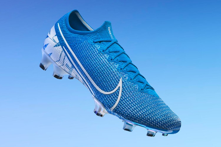 d7d9c93ae Nike's 2019 Mercurial 360 Combines Flywire and Flyknit Technology for the  First Time. Footwear