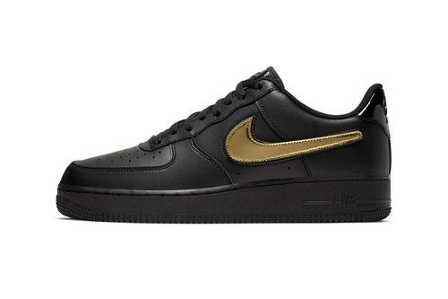 Nike Equips the Air Force 1 '07 LV8 3 With Removable Swooshes