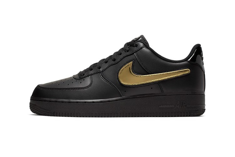 fea0f14031434 Nike Equips the Air Force 1 '07 LV8 3 With Removable Swooshes