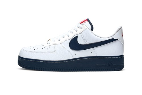 The Nike Air Force 1 '07 LV8 Gets a Patriotic Makeover
