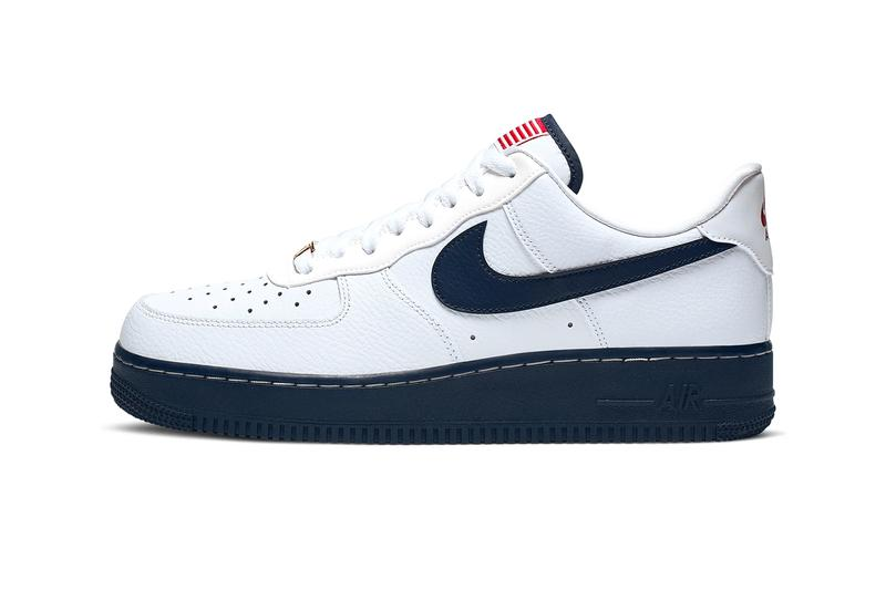 nouveau style 5c3b5 d84f9 Nike Air Force 1 '07 LV8 USA Flag Release Info | HYPEBEAST