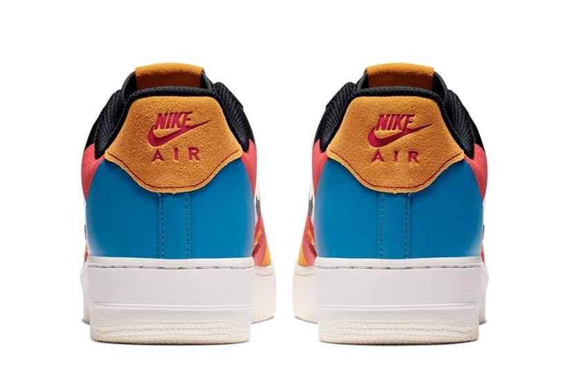 Nike AIR FORCE 1 '07 PRM 1-CI0065-101