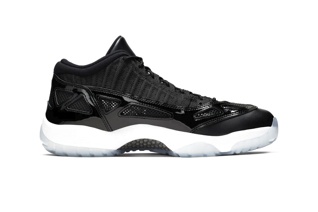Air Jordan 11 Low I.E. Gets \