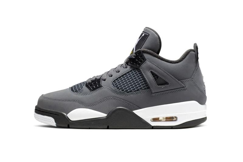 "The Air Jordan 4 ""Cool Grey"" Receives an Official Release Date"