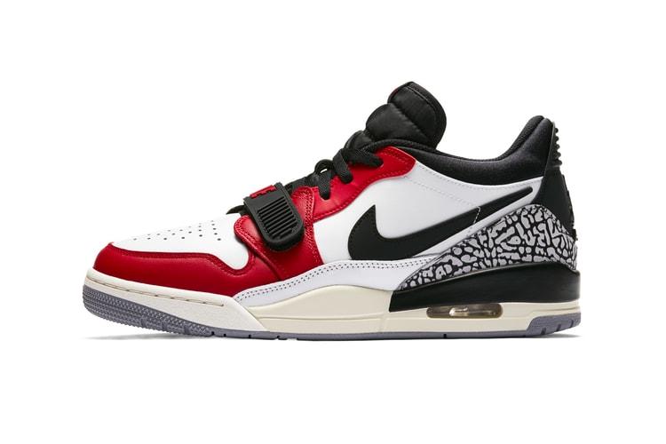 e0f4efa5 Nike Gives Its Air Jordan Legacy 312 Low a
