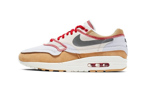 Nike Gives the Air Max 1 Premium the Inside-Out Treatment