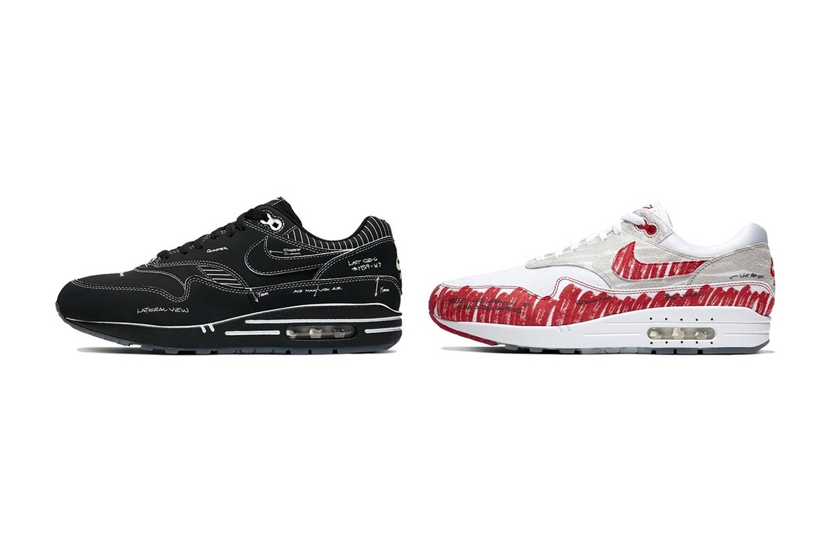 3b9fd8621 Official Imagery of Nike Air Max 1