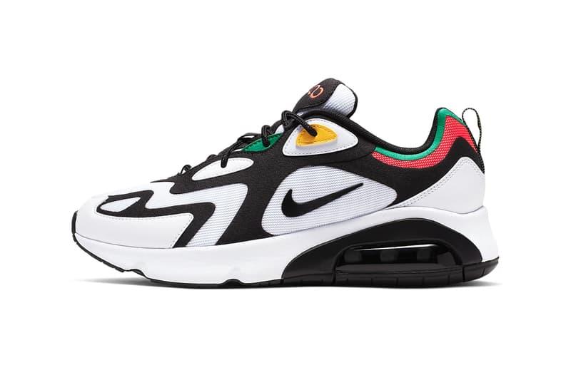 on sale 195b1 33b0c Nike Air Max 200 AQ2568-101 Info | HYPEBEAST