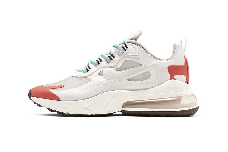 on sale 46d3e 3574e Nike Releases Member's Only Air Max 270 React | HYPEBEAST