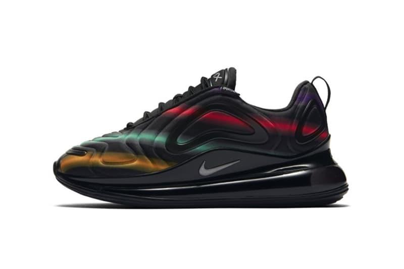Nike Air Max 720 black multi Release Info AO2924-023
