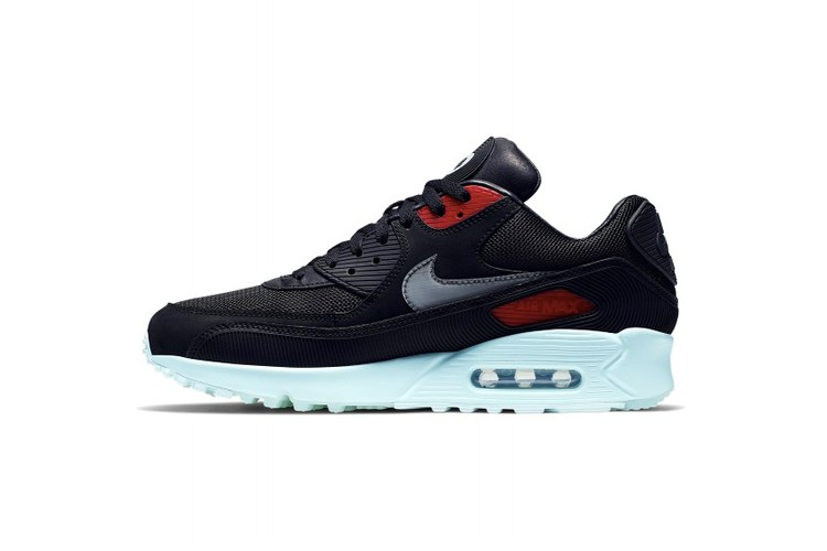 uk availability d5220 34523 This Nike Air Max 90 Colorway Pays Homage to the Glory of Vinyl Records