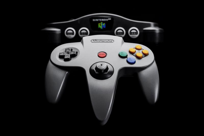Nike Air Max 97 Nintendo 64 Teaser games video games 007 goldeneye nintendo snes gameboy gamecube