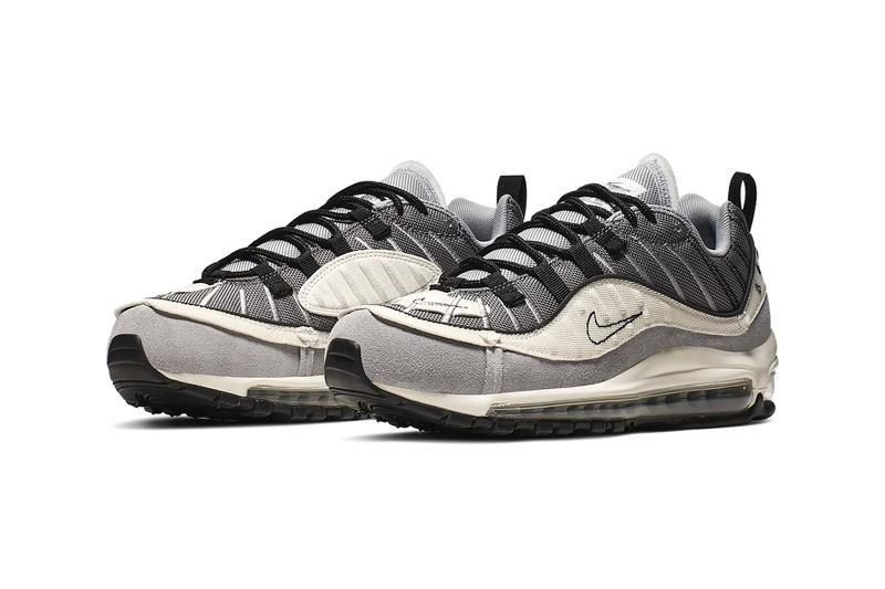 mareado Parcial Crónica  Nike Air Max 98 SE Gets Tonal Inside-Out Revamp | HYPEBEAST