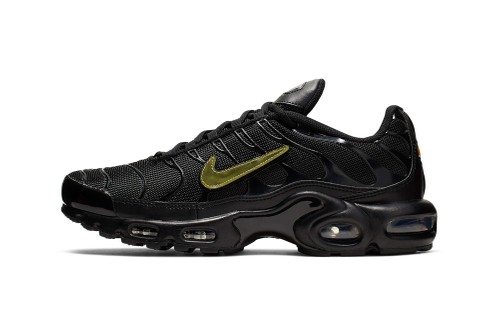 Nike Gives the Air Max Plus a Trio of Removable Swooshes