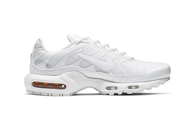 half off f14a6 60284 Nike Air Max Plus With Removable Swooshes Info | HYPEBEAST