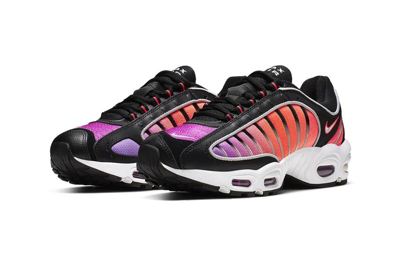 Nike Air Max Tailwind IV 4 Black Bright Crimson Bright Ceramic  release info price date AQ2567-002 nike.com webstore stockist buy now
