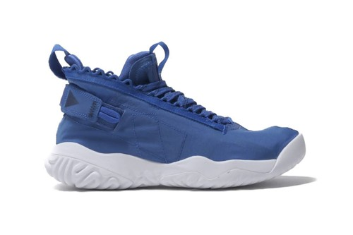 "Nike Delivers ""Hyper Royal"" Jordan Proto-React"