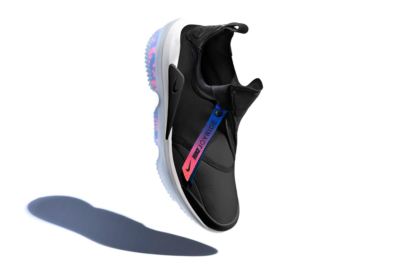 Nike Unveils Joyride Run Technology