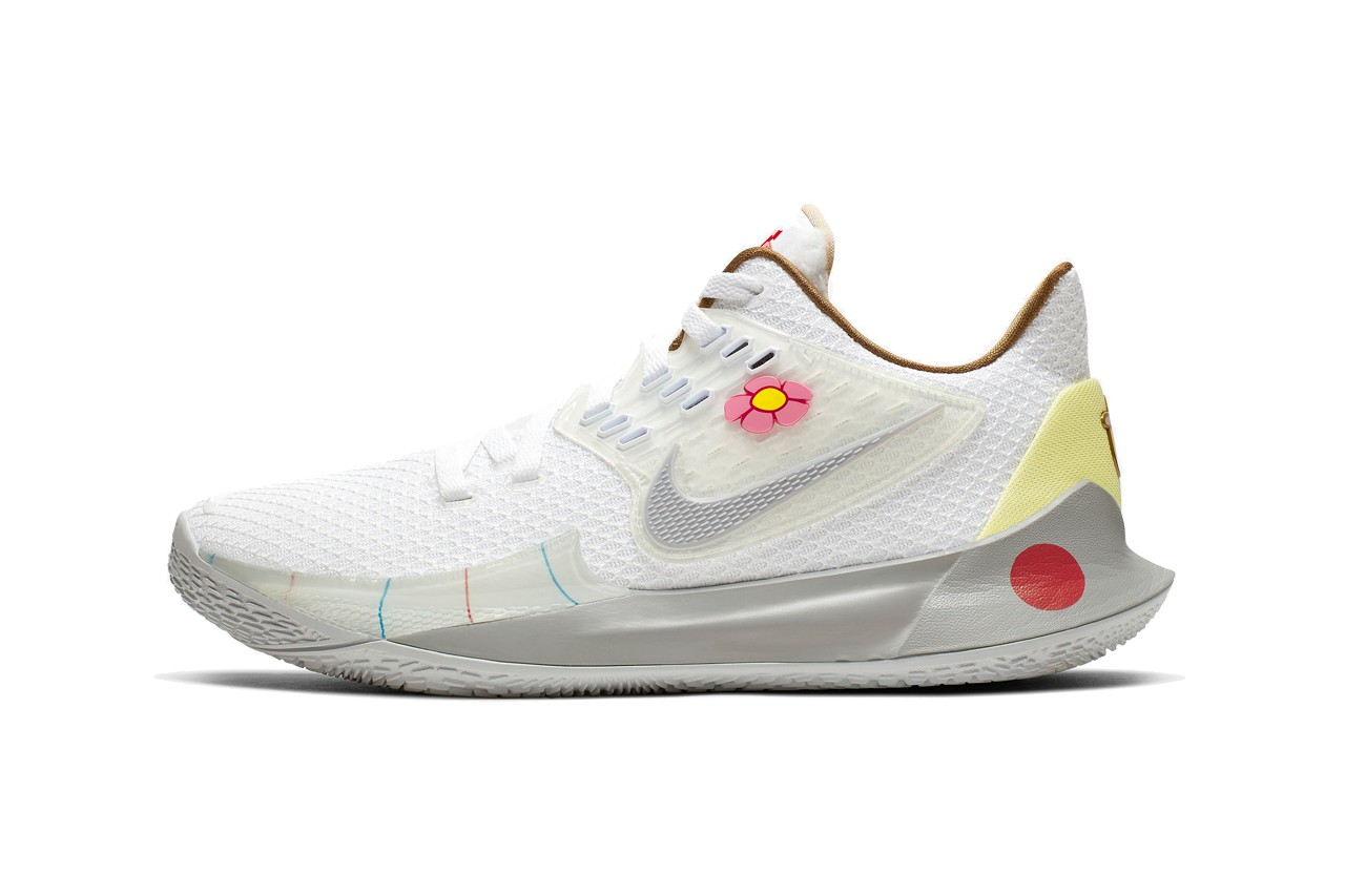 low priced 937ff 7412b Spongebob Squarepants' x Nike Kyrie Collection | HYPEBEAST