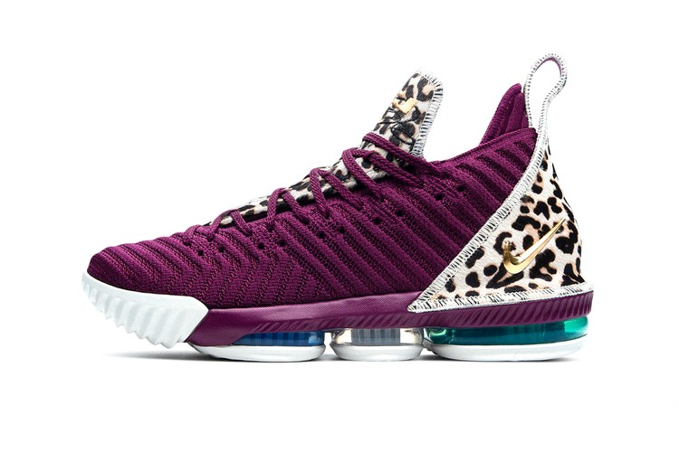the best attitude 93100 4bd61 Nike Lebron 16 Martin Colorway Release | HYPEBEAST