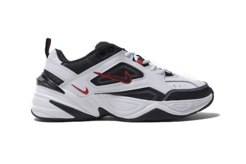 """Nike Gives Its M2K Tekno Silhouette a Retro-Tinged """"White/University Red"""" Update"""