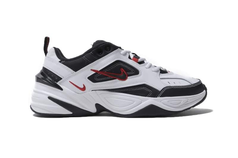 مطار وسادة هزة Nike M2k Tekno Red White Consultoriaorigenydestino Com