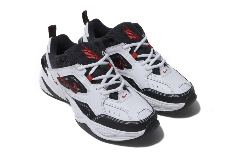 القوة الدافعة ساعي البريد في البداية Nike M2k Tekno Red White Black Findlocal Drivewayrepair Com