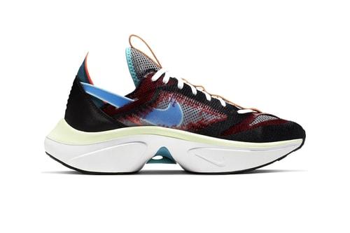 "Nike Unveils Futuristic N110 D/MS/X ""DIMSIX"" Flyknit Runner"