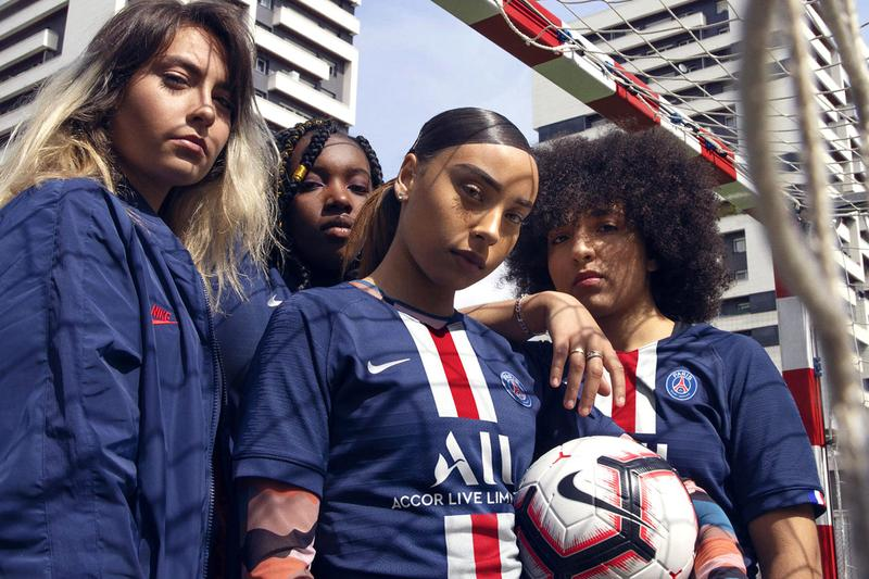 new product 46c83 71326 Nike x Paris Saint-Germain 2019-2020 Home Kit | HYPEBEAST