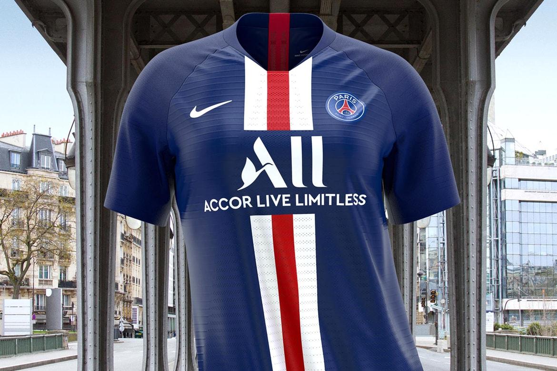 Nike x Paris Saint-Germain 2019-2020 Home Kit   HYPEBEAST
