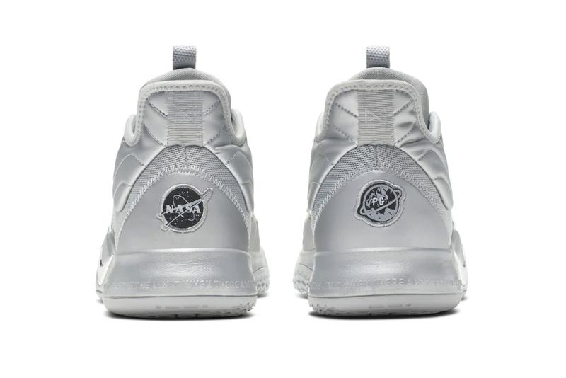 Nike PG 3 NASA 50th Release Info CI2667-001 paul george los angeles clippers