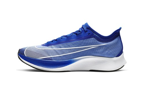 Nike Revamps Its Zoom Fly 3 in Three Bold Colorways