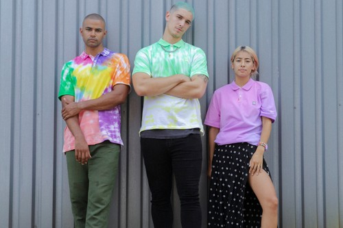 Nike Taps Into Tie-Dye Trend With Multi-Sport Polos
