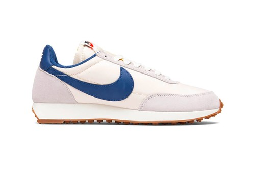 """Nike's Tailwind 79 """"Vast Grey/Mystic Navy"""" Is An Understated Classic"""