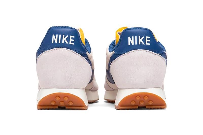 Nike Tailwind 79 Vast Grey Mystic Navy Release air unit beaverton honolulu marathon 1978 running runner run sneaker shoes classic