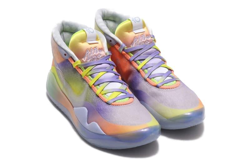 Nike Zoom KD 12 Multi-Color EYBL atmos