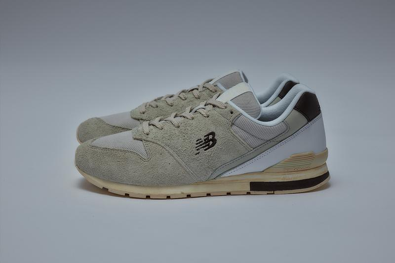 nonnative x New Balance CM996 Collaboration Info project japan release date info colorway