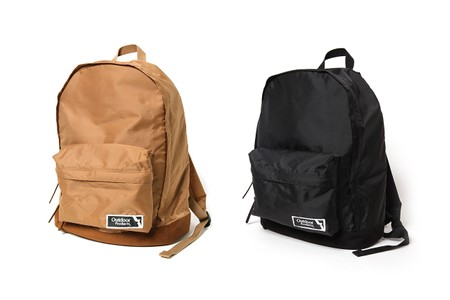 nonnative & Outdoor Products Revamp Iconic Bag Models
