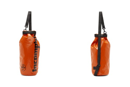 Off-White™ References a Punching Bag for Summer-Ready Rolltop Messenger