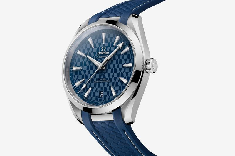 Omega 2020 Tokyo Olympics  Seamaster Release  Planet Ocean Watches Swiss made Timekeeping Japan Red White Flag Sports Diving Watch