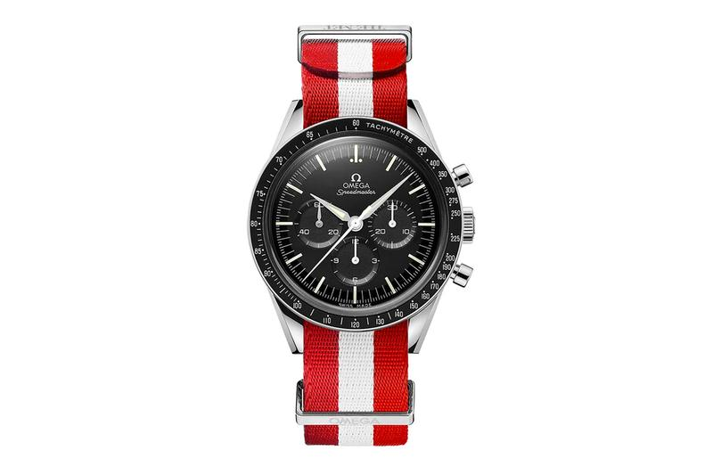 Speedmaster First OMEGA in Space The Met Edition watches collectibles timepiece chronograph limited edition special nasa apollo 11