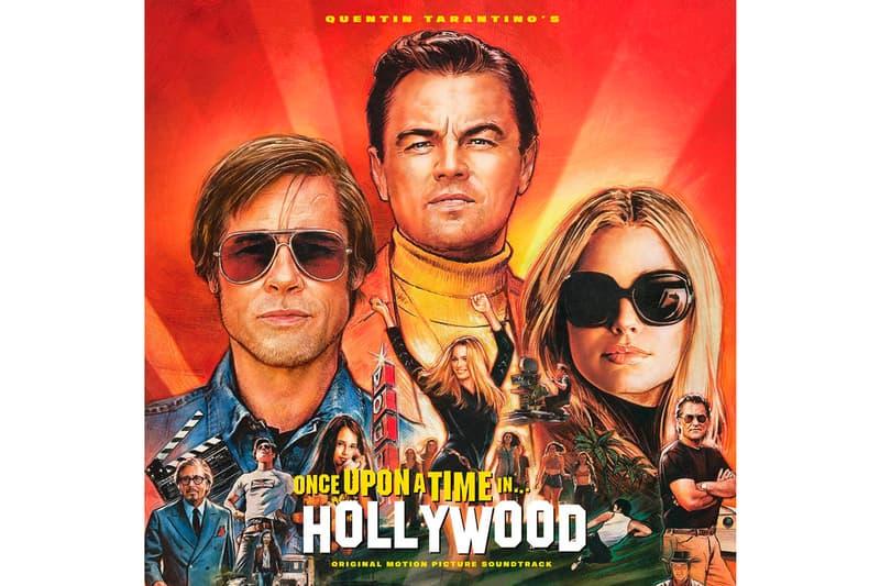 Once Upon a Time in Hollywood soundtrack Stream quentin tarantino deep purple neil diamond simon and garfunkel vanilla fudge