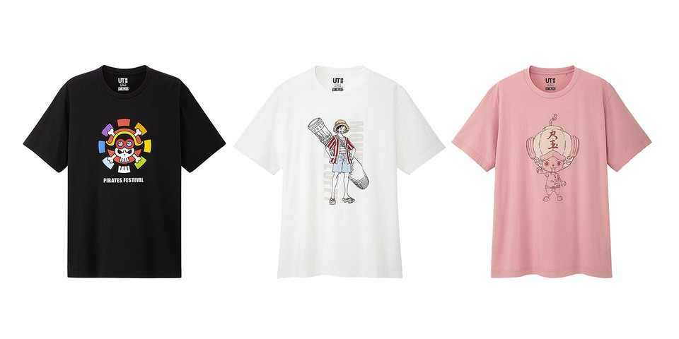 One Piece Stampede' x UNIQLO UT T-Shirt Collab | HYPEBEAST
