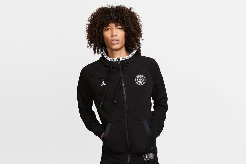 Paris Saint-Germain x Jordan Brand