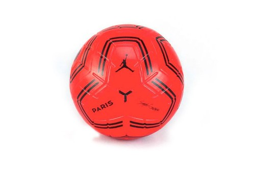 Light up the Pitch With These Paris Saint-Germain x Jordan Brand Footballs