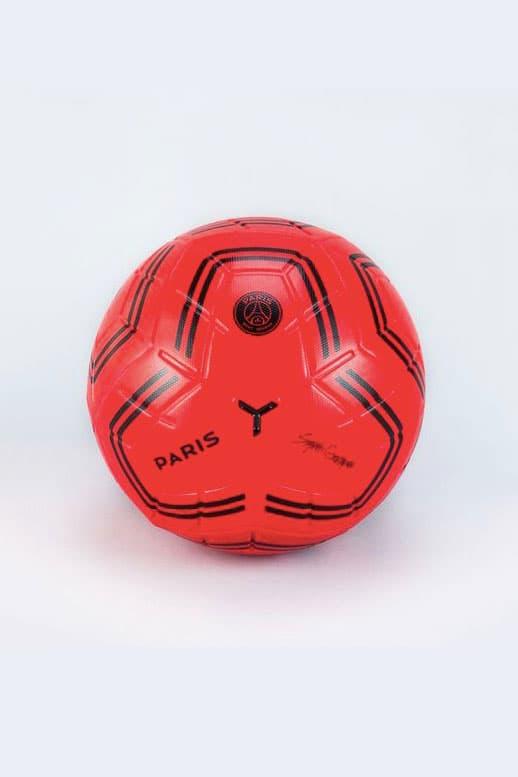 Paris Saint-Germain x Jordan Brand Footballs psg soccer magia strike infrared white black jumpman nike