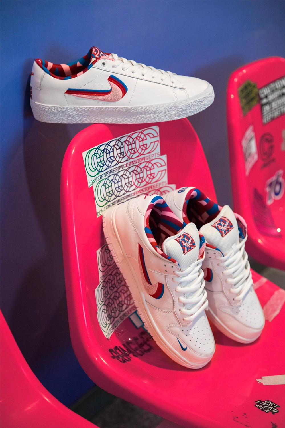 Parra x Nike SB Apparel Range Full Look