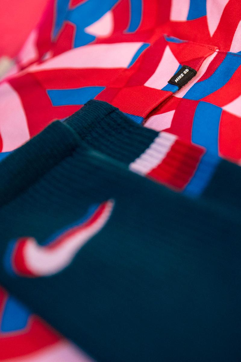 Parra Nike SB Apparel Range Full Look Release Info Date Dunk Low Blazer GT T shirt Polo Cap