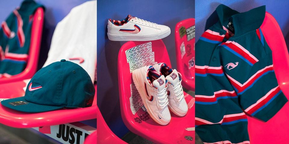 succhiare In tempo Sostanziale  Parra x Nike SB Apparel Range Full Look | HYPEBEAST
